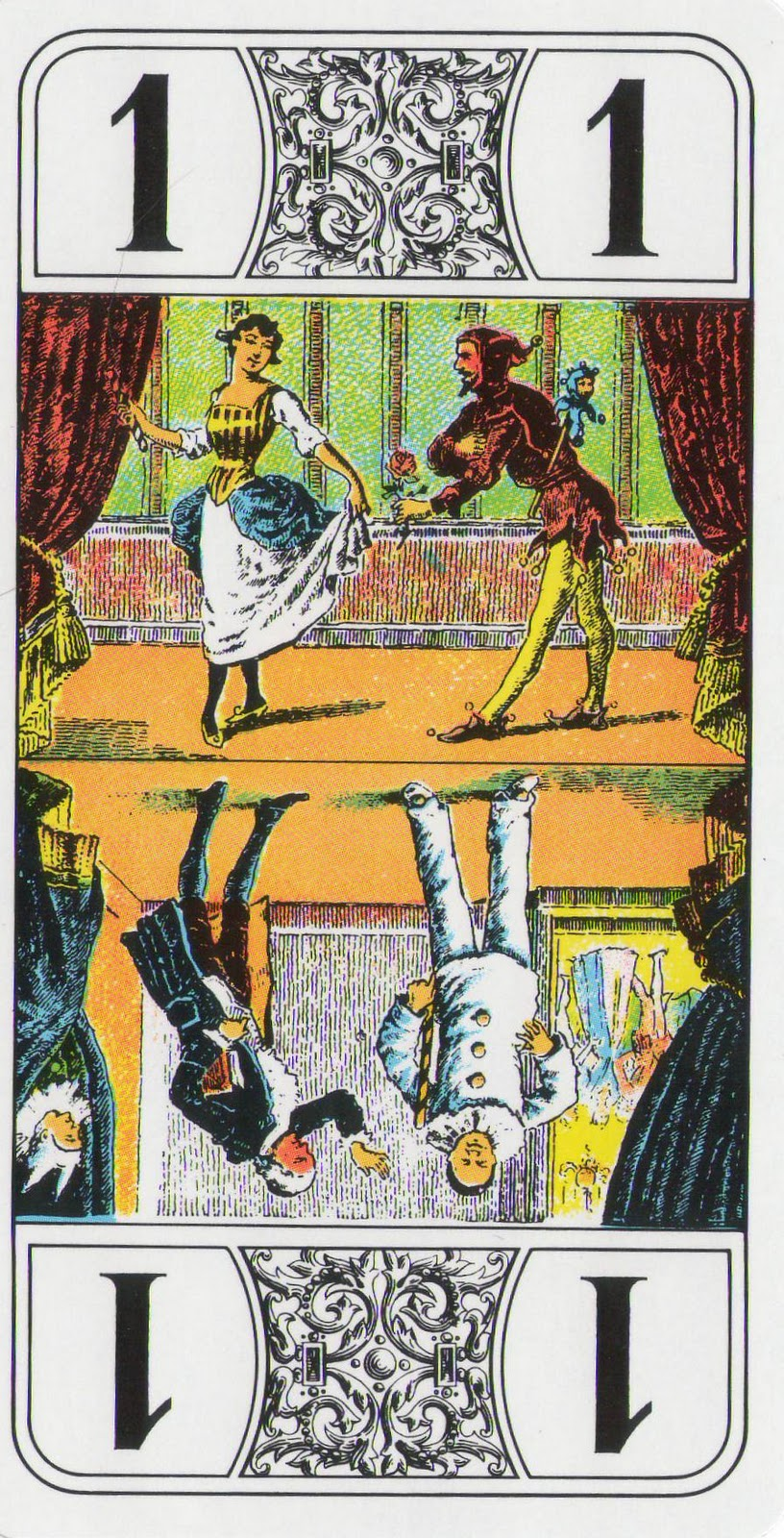 Mexican Tarot Cards